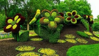 努力为世界呈现高水平园艺盛会