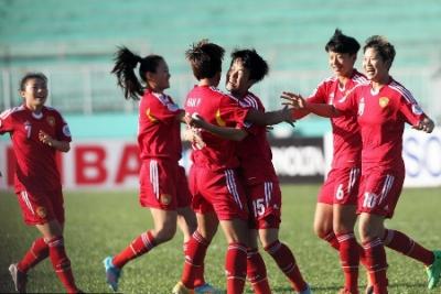 中国女足明天打响奥运首枪 称对阵巴西要成为主角