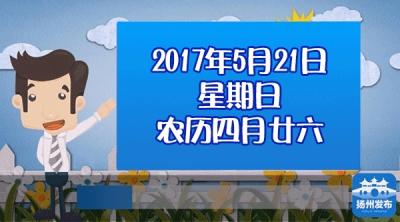 扬州早七点:扬中等9所高中招生计划公布