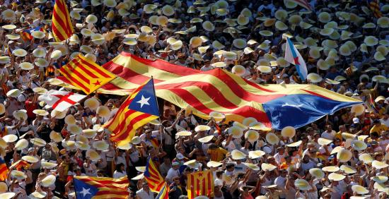 """欧洲多国不承认西班牙加泰罗尼亚自治区""""独立"""""""