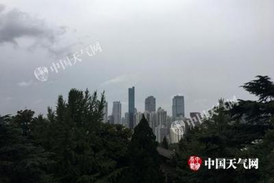 扬州今明天阴雨持续 19日起晴好升温