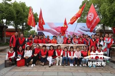 大爱无疆!扬州市民为贫困地区儿童献爱心