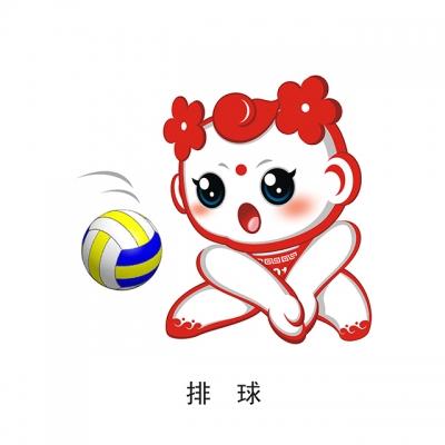 【省运会】四战全胜,扬州女排小组第一