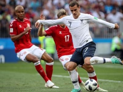 世界杯|首场0-0产生!法国闷平丹麦 两队携手晋级16强