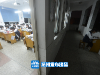 加油!扬州考生挑灯夜读迎战高考