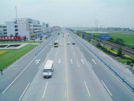 换新装!233国道(新淮江公路)江都段大修工程正式开始