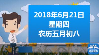 扬州早七点:第十届省园博会倒计时100天,票价公布……