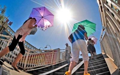 天气|暴雨预警解除 高温逐渐回归30℃+