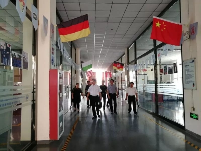 优势互补,仪征技师学院、陕西吴堡职教中心联合办学