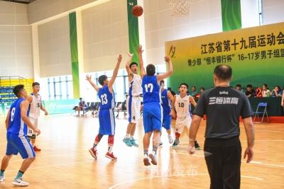 【省運會】士氣高漲,揚州隊挺進四強!明與南京隊爭奪決賽入場券
