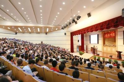 扬州讲坛精粹丨李文儒:《传统文化的现代转化一一以故宫文化为例》
