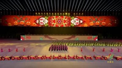 省运会开幕式精彩视频:主题歌《扬州梦》
