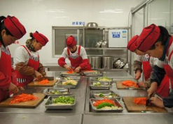 扬州督查学校及幼儿园食品安全:今年新增20家优秀中小学食堂