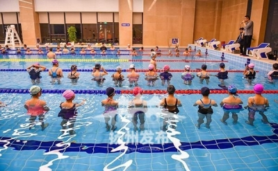 竹西中學在全市率先開設游泳課!學生家長這樣評價……