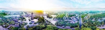 【改革开放40年】扬州园林绽放别样精彩  城在园中引天下游客纷至沓来