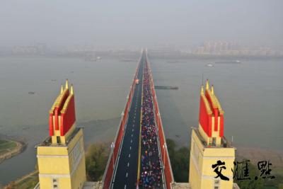 南京長江大橋恢復通車后,15條過江公交線路這樣走