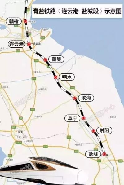 北沿江高铁力争2025年前建成!连淮扬镇铁路2020年开通!(附视频)