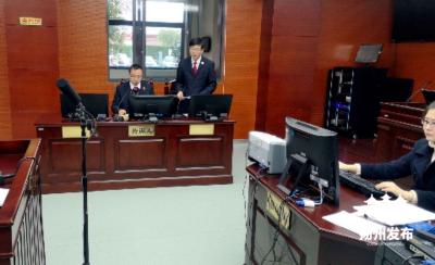 检察长出庭公诉,两个盗窃案审理只用半小时,高效的原因就在于