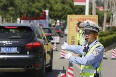 请为这些捍卫者点赞!2018年扬州大型活动安保实现零事故、零伤亡