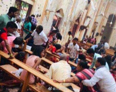 滚动 | 人数攀升!斯里兰卡爆炸致290人死500伤