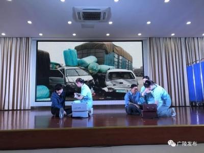 广陵区举办纪念5.12国际护士节表彰大会