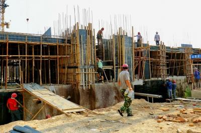 """今天起 以后每月10日为扬州市建筑工地停工""""自查日"""""""