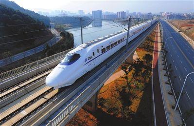 江苏南沿江城际铁路开始施工
