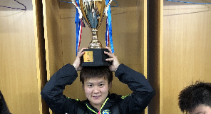 """扬州""""小坦克""""倪梦婕捧得女足足协杯,她还有个更大的梦想……"""
