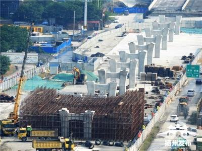 """这个端午小长假,扬州众多重点工程""""未停歇"""""""