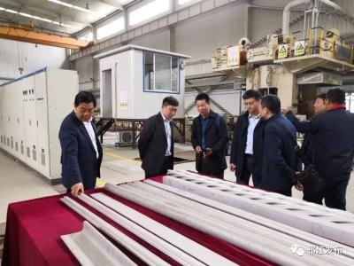 """邗江大力培植民企""""小巨人"""" ,1至5月规上工业企业增加值增长9.6%"""