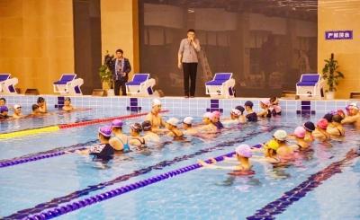 【健身圈】揚州游泳專家為你解讀——夏季游泳 這幾點你Get到了嗎?