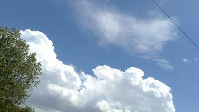 今日雨水渐止!周末扬州天气?#28142;恚还?5日又将迎来……
