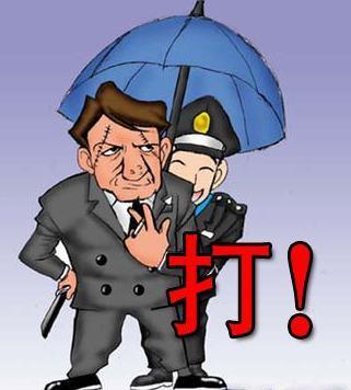 """哈尔滨宣判一涉恶势力""""保护伞""""案:一交警中队8名民警获刑"""