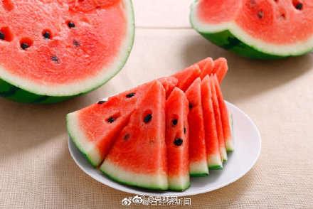 中国成最大西瓜消费国:平均每人每年吃瓜超100斤