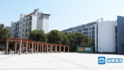 """绿杨新苑老小区改造完成啦!不仅处处显新意,还满足居民的""""特殊要求""""……"""