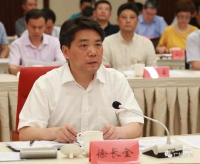 广陵区委书记潘学元对全区8月份工作提出要求