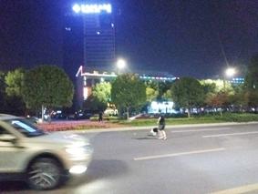 【晚报调查】美琪小区北门外行人横穿马路险象环生,交警部门这样建议……