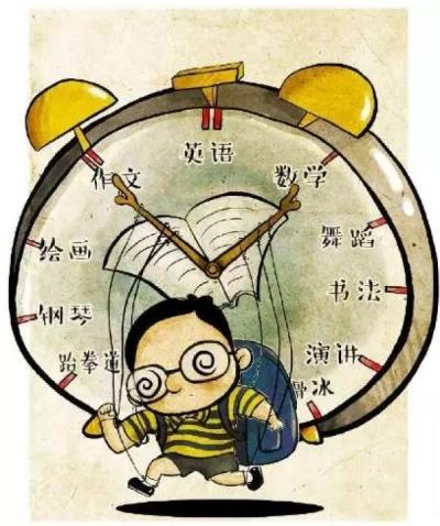 中国孩子有多累??#31449;?#20316;业时长近90分钟,你?#39029;?#36807;了吗?