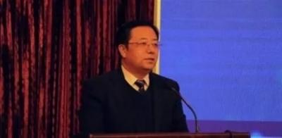 中信集團原執行董事趙景文涉嫌受賄、貪污被依法逮捕