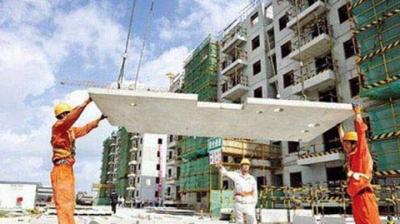 【新时代 新作为 新篇章】建房子像搭积木一样简便高效! 启东现代建筑产业基地产销两旺