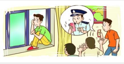 生死救援!扬州男子欲轻生,民警巧用这招救下他……