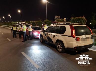 【祝宁平安•视频】 8月扬州查处交通违法25.34万起,警方通报典型案例
