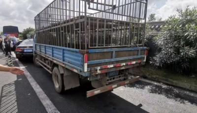 扬州一高速服务区内,驾驶员突然不省人事!