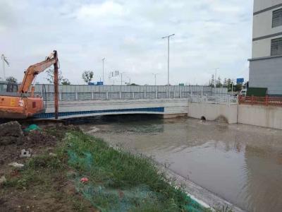 【扬州发布视频】开坝放水,扬州一条水清岸绿的景观河呼之欲出!