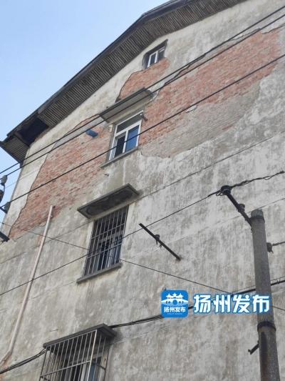 """【马上办】这栋楼外墙面脱落维修""""难产""""多年  终于有进展了"""