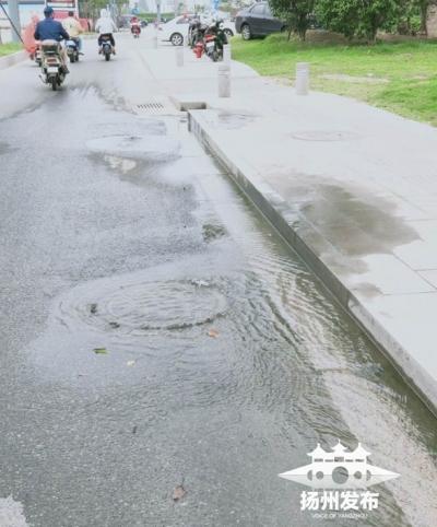 【马上办·后续】市民反馈问题得到解决!冒污水的井盖下管网已疏通