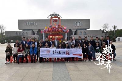 """""""Hi Jiangsu""""外媒訪江蘇活動結束揚州之旅,  12個國家記者在揚州走訪多地后感嘆……"""