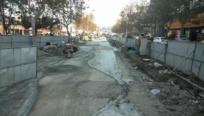 【民生传送·视频】联谊路本月完成管网改造,恢复通车!