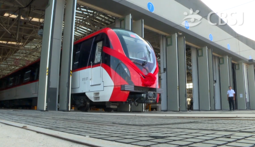 """【视频】常州正式进入""""地铁时代"""",一起回望五年建设史"""