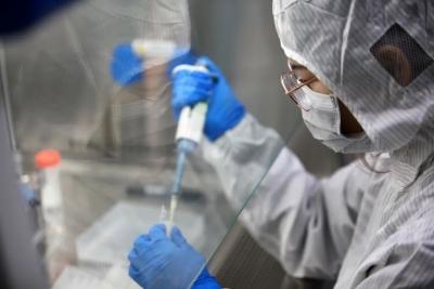 邗江首家第三方實驗室滿分通過國內首批新冠病毒核酸檢測室間質評